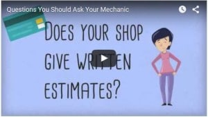Questions You Should Ask Your Mechanic