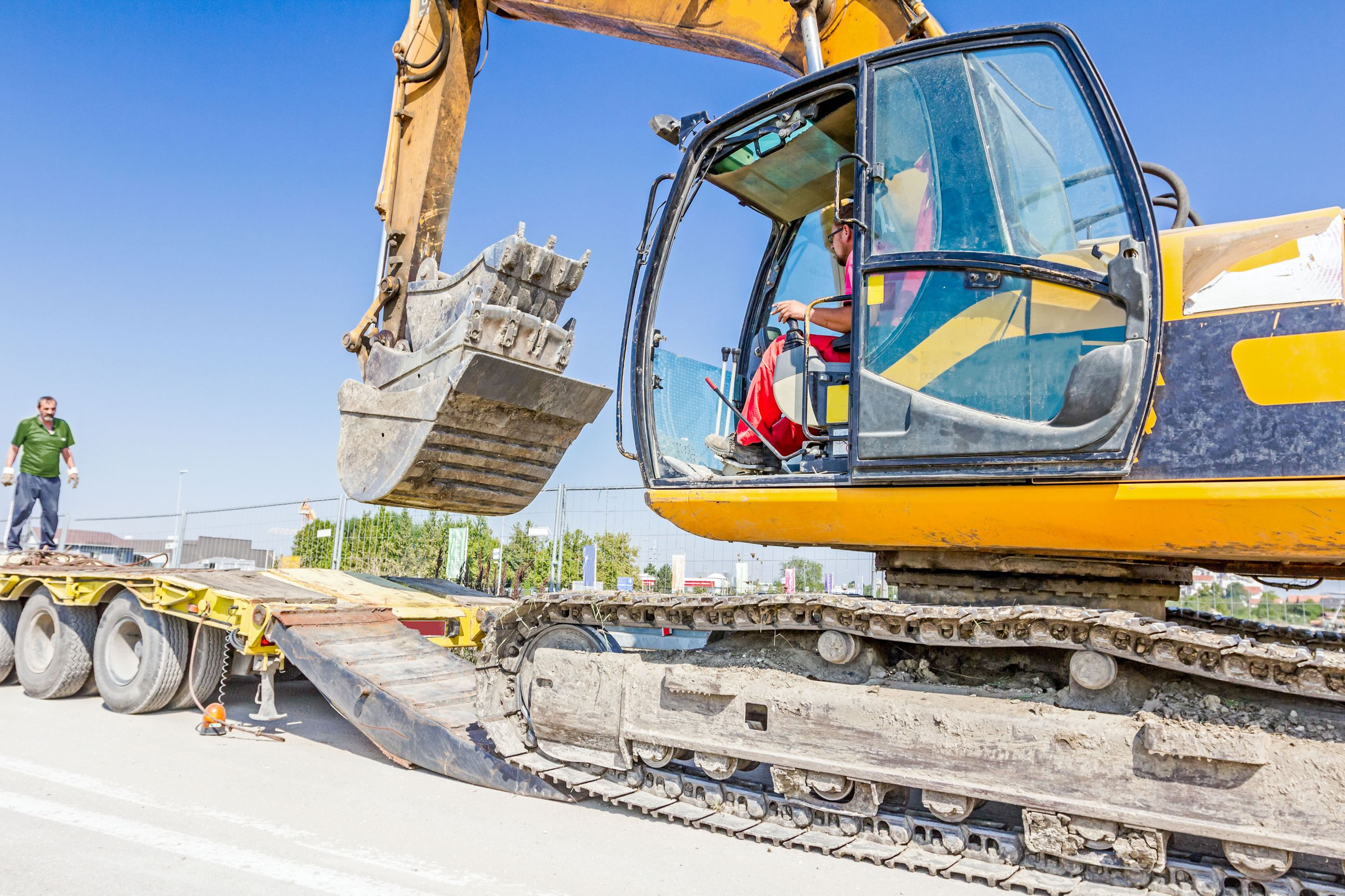Heavy Equipment Towing Services In The Bay Area