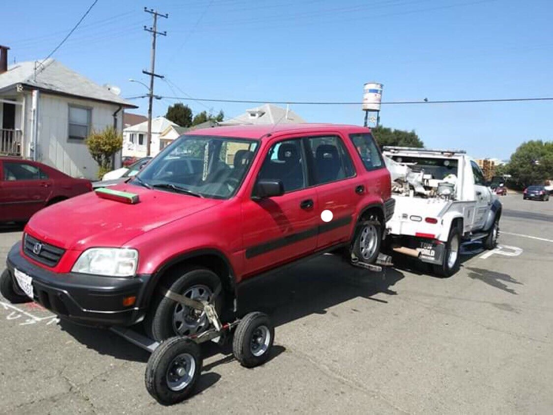 Fast Towing at Your Service