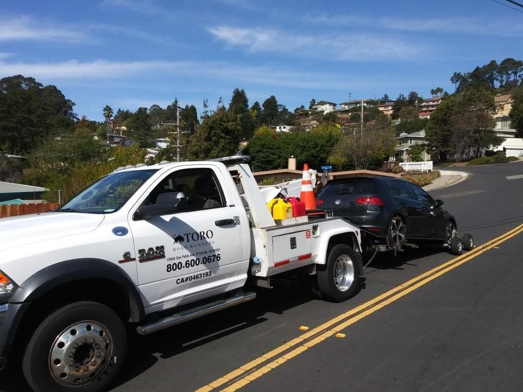 Fast Towing in the Bay Area