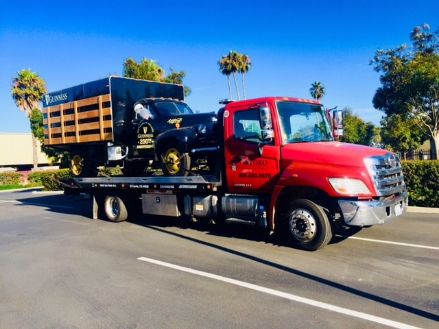 Truck Towing Services in The Bay Area