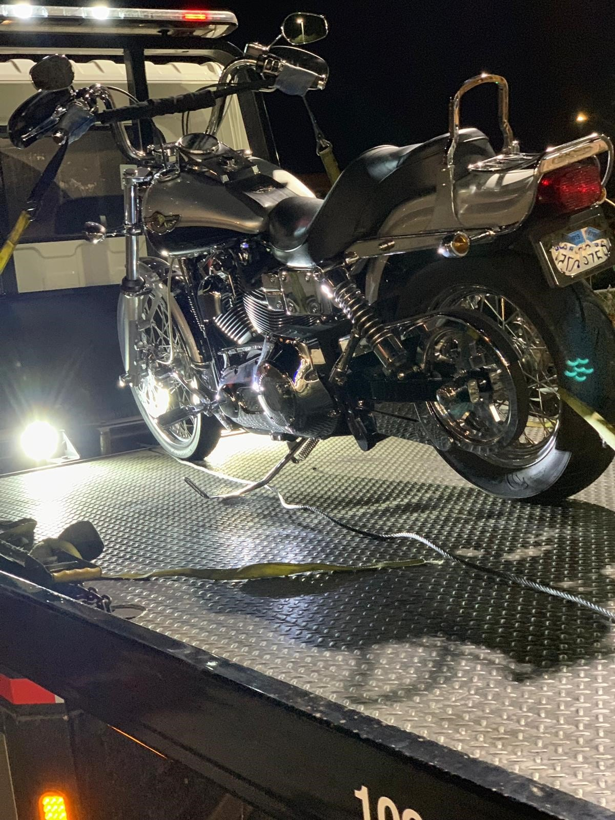 24/7 Motorcycle Towing