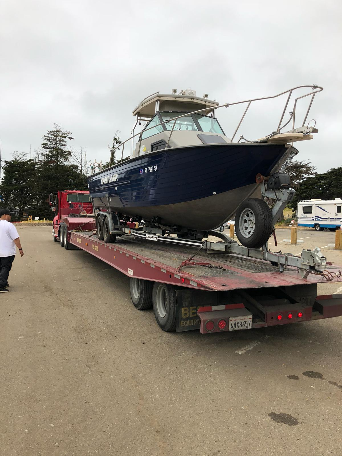 24/7 Boat Towing Services